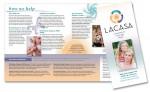 LACASA Center Brochure