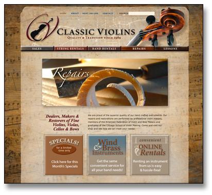 Classic Violins