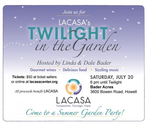 Garden Twilight Ad