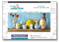 Lacasa Collection Website Image