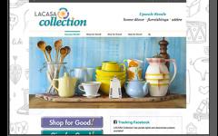 Lacasa Collection Website Image