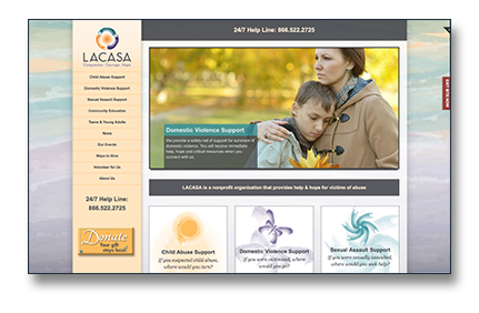 Lacasa Center Web Image